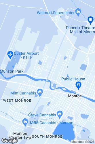 Map of Monroe