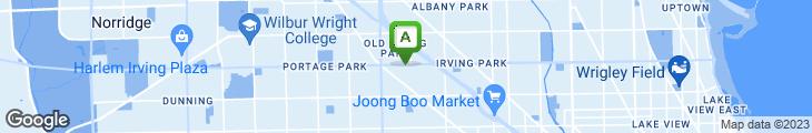 Map of Sabatino's