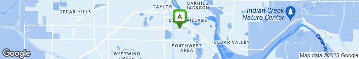 Map of Chappy's Safari Lounge