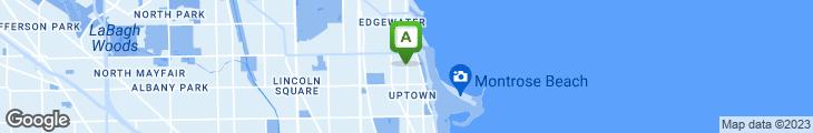 Map of Cafe Loa Restaurant