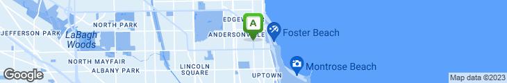 Map of La Fonda
