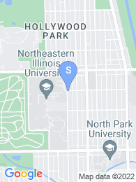 Northeastern Illinois University map