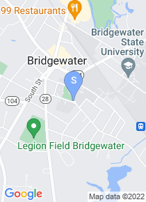 Bridgewater State University map