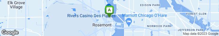 Map of Ram Restaurant & Brewery