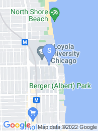 Loyola University Chicago map