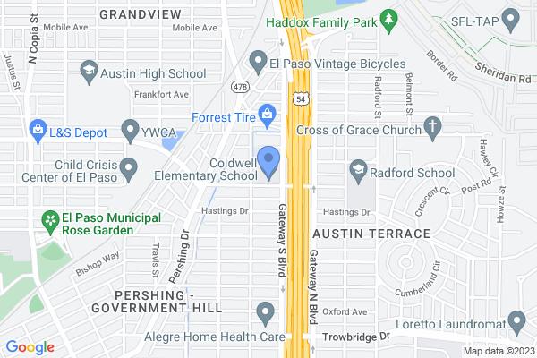 4101 Altura Ave, El Paso, TX 79903, USA