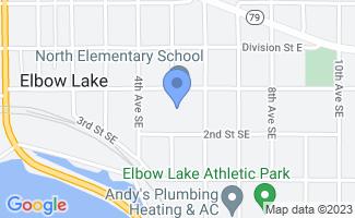 411 1st St SE, Elbow Lake, MN 56531, USA