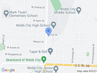 411 N Madison St, Webb City, MO 64870, USA