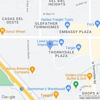 4125 W Aerie Dr, Tucson, AZ 85741, USA