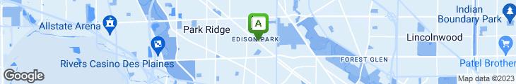 Map of Elliott's Seafood Grille