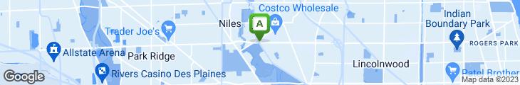 Map of Wildwood Taverm
