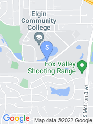 Elgin Community College map