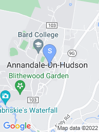 Bard College map