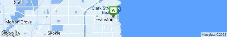 Map of Davis Street Fishmarket