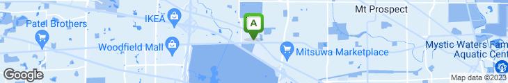 Map of Buona