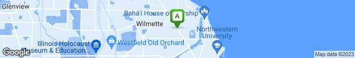 Map of The Original Pancake House
