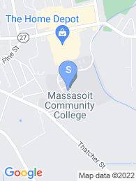Massasoit Community College map