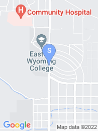 Eastern Wyoming College map