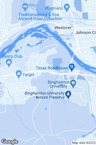 Map of Vestal