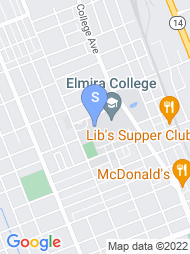 Elmira College map