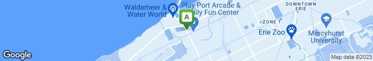 Map of Back Yard Burgers