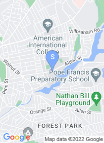 Springfield College map