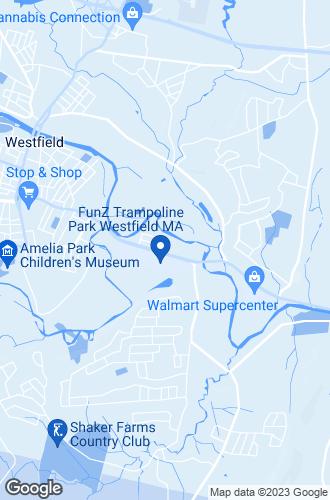 Map of Westfield