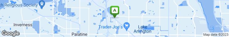 Map of Tony V's I