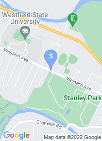 Westfield State University map