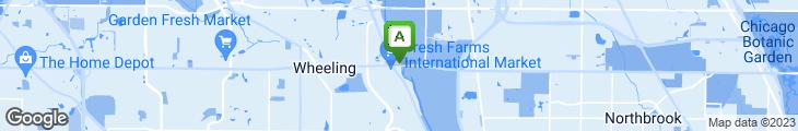Map of Edwardo's