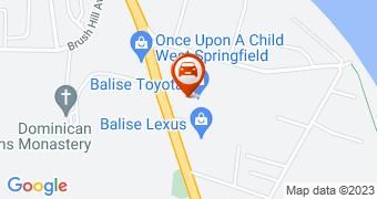 Balise Toyota Location