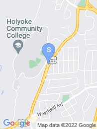 Holyoke Community College map