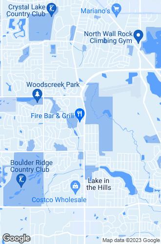 Map of Crystal Lake