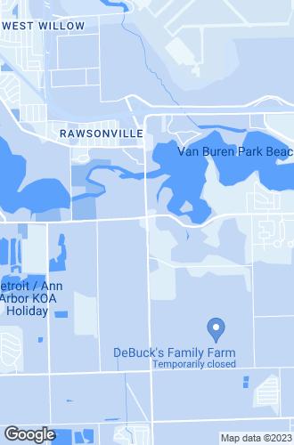 Map of Belleville