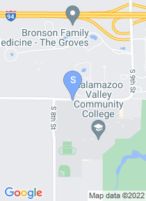 Kalamazoo Valley Community College map