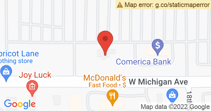 Old National Bank Location Map