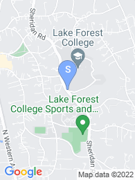Lake Forest College map