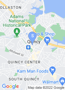 Quincy College map
