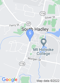 Mount Holyoke College map