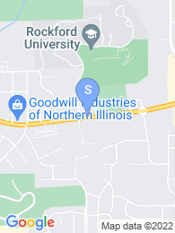 Rockford College map