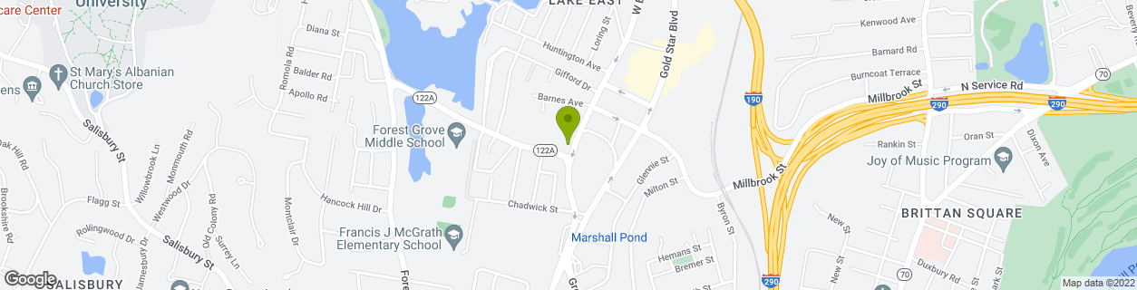 Worcester, One West Boylston S