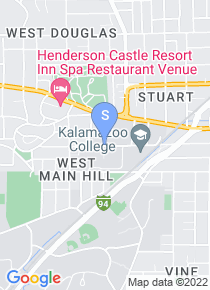 Kalamazoo College map