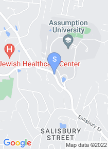 Assumption College map