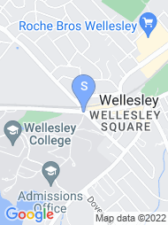 Wellesley College map