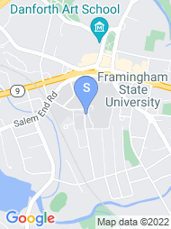 Framingham State map