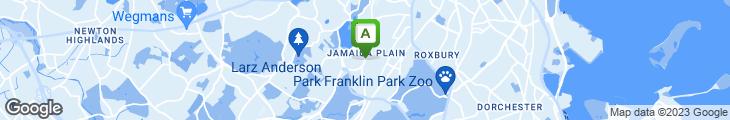 Map of Arbor