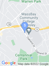 Massachusetts Bay Community College map