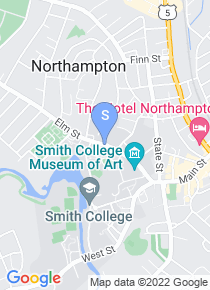 Smith College map