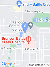Kellogg Community College map