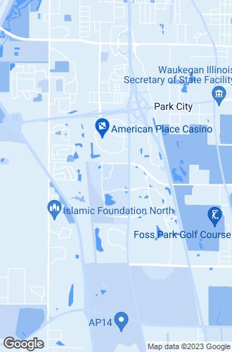 Map of Waukegan